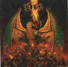 DIO KILLING THE DRAGON RARE CD Jewel Case+GIFT Ronnie James Black Sabbath Metal