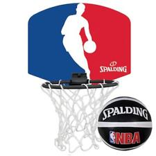 NBA Mini Backboards - Logoman From Spalding - Perfect For Kids Bedroom