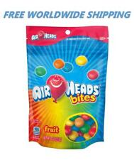 Airheads Fruit Candy Bites Assorted Flavors 9 Oz FREE WORLDWIDE SHIPPING