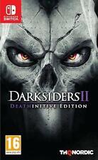 Darksiders II Deathinitive Edition Nintendo Switch Game