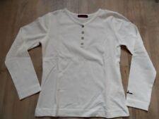 PAMPOLINA schönes Granddadshirt creme Gr. 116 w. NEU ST817