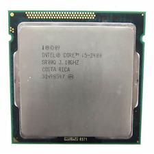 Intel Core i5-2300 i5-2320 2400 2500 3330 3450 3470 3570 LGA1155 CPU processor