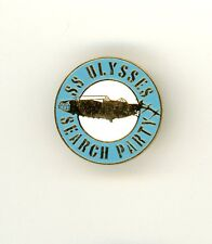Disney Japan Atlantis the Lost Empire S.S. Ulysses Submarine Search Party Pin