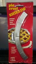 Pie Crust Shield - 1 set of 5 shields - Terrell Products