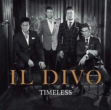 IL DIVO - TIMELESS - NEW CD ALBUM
