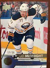 2016-17 UD Hockey Series 2 UD Midnight #276 Dmitry Kulikov /25 Spring Expo