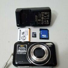 Fujifilm FinePix JZ Series JZ300 12.1MP Digital Camera - Black *GOOD/TESTED*