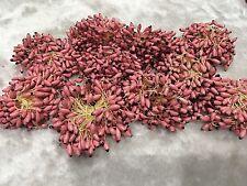 1 Bundle Artificial Pearl Flower Pistil Floral Stamen Bud Making Craft GiftDIY