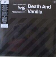 DEATH & VANILLA - Vampir ~ 2 x BLACK / WHITE VINYL LP SEALED