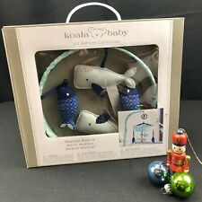 New Koala Baby All Ashore Musical Mobile Infant Boy Crib Nursery Room