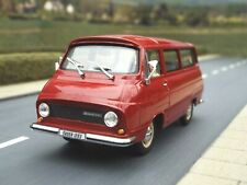 1/43 Scale Skoda 1203 Mini Bus (dark red) by Abrex - New - Excellent