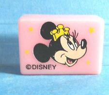 Vintage Disney Minnie Mouse Pink Pencil Sharpener