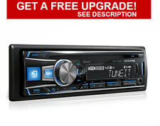 Alpine CDE-153EBT CD Receiver with Advanced Bluetooth/USB/iPod/iPhone
