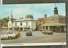 RMK Early Postcard, The Market Square, Princes Risborough