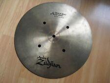 """14"""" Avedis Zildjian A Quick Beat Bottom Hi Hat HiHat Cymbal Actually 14 1/8"""""""