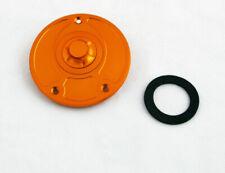 Keyless Fuel Gas Cap Fit For Kawasaki ZX 6RR 9R 10R ZZR600 1200 ZRX1200R ZX1100