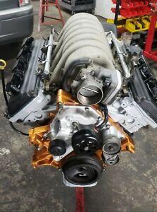 Dodge / Chrysler 300 SRT-8 Hemi 6.1L engine