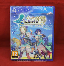 ATELIER FIRIS THE ALCHEMIST AND THE MYSTERIOUS JOURNEY - NEW- PLAYSTATION 4 PS4