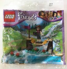 *BRAND NEW* LEGO FRIENDS Olivia Adventure Camp Bridge 30398 Polybag