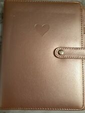 Happy Planner Deluxe Cover Rose Gold Mini