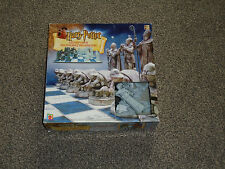 HARRY POTTER WIZARD CHESS SET - RARE EDITION IN VGC  (FREE UK P&P)