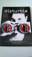 "DVD ""DISTURBIA"" COMO NUEVA DJ CARUSO SHIA LABEOUF SARAH ROEMER CARRIE-ANNE MOSS"