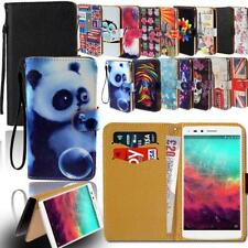 Leather Smart Stand Wallet Card Cover Case For Various Vernee Smartphones