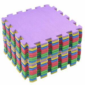 20X Soft Foam Interlocking Play Mats Kids Children Play Mat Outdoor Activity Toy