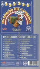 CD--EIN BIERLIED FÜR ÖSTERREICH --KERN BUAM-DIE STOAKOGLER -VA