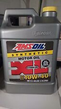 Amsoil XL Series 10W-40 Synthetic Motor Oil  Synthetic - 1 Gallon