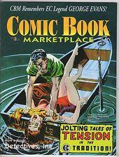Comic Book MarketPlace #87B    ( EC's George Evans Issue ) Mint