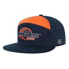 787c131904b University of Pepperdine Waves Flat Bill Crown Snapback 7 Panel Baseball Cap  Hat