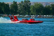 U-3 Cooper's Ace Hardware Unlimited Hydroplane Race Boat Poster