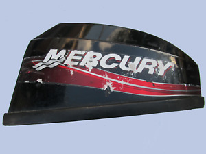 9420T10  COWL-TOP-BLACK Mercury (15HP-2stroke 2008) 6-15HP 1986-2008+