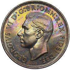 More details for 1951 proof halfpenny - george vi british bronze coin - superb