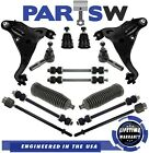 14 New Pc Suspension Kit for Ford Mercury Ball Joints Tie Rod Ends Bellow Boots