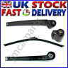 Rear Window Wiper Arm & Blade compatible with VW POLO 9N MK6 01-05 Hatchback