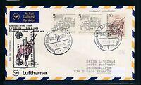 62441) LH FF Frankfurt - Jeddah Arab 7.5.69, SoU ab Berlin