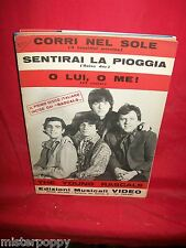 THE YOUNG RASCALS Rare Music Sheet Booklet 1969 ITALY BEAT 3 Spartiti