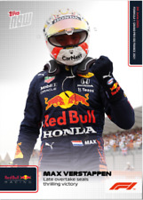 ➠ Topps Now Formula 1 #20 Max Verstappen - Thrilling Victory | Red Bull Racing