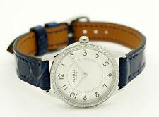 NEW Hermes Slim d'Hermes MM Quartz 32mm Women's watch CA2.130