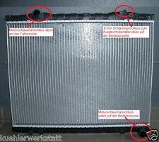 Kühler Wasserkühler, Motorkühler, KIA Sorento I Modellreihe JC, ab 08.2002 -