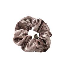 1 x Velvet Scrunchies Hair Ties Ponytail Bun Holder Stretch Elastic Rubber Band