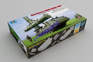 Trumpeter 09520 1:35 Russian S-300V 9A84 SAM Plastic model kit