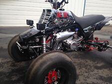 """Yamaha Banshee Front  Bumper  """"Black Anodized Aluminum"""""""