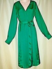 NWT Maternity Nightgown & Robe Size 10 US, 42 EU, 14 UK Emerald Green ASOS