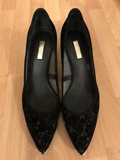 guess women shoes size 4 7cm heel nearly new