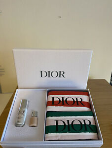 Dior VIP Gift Set including Travel Bags