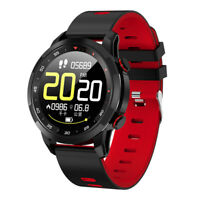Smart Watch ECG PPG Blood Pressure Oxygen Heart Rate Monitor Waterproof IP68