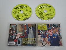AEROSMITH/LITTLE SOUTH OF SANITY(GEFFEN GED 25221) 2XCD ALBUM